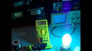 LAMPADA VAPORE MERCURIO ALTA PRESSIONE OSRAM 50W HQL MBF-U