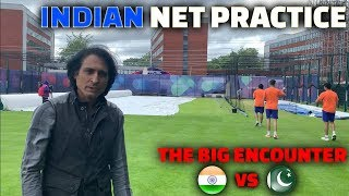 Indian Net Practice Before The BIG Encounter | PAK vs IND