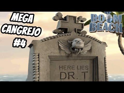 FASES 20 A 24 MEGACANGREJO DE HALLOWEEN | Boom Beach con TheAlvaro845 | Español