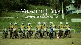 Moving You Vol.4 - Yamaha Riding Academy(English)