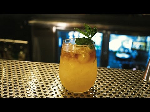 Making the King of Tiki Drinks: The Mai Tai