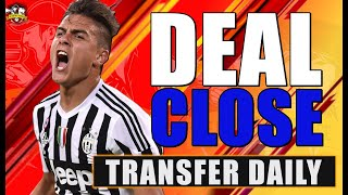 Dybala to Manchester United CLOSE! Dybala to fly to Manchester! Man United Transfer News