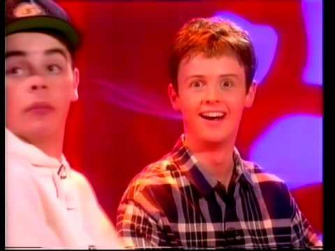 CBBC Toby Anstis Continuity And full Episode of Ant & Dec show (4)