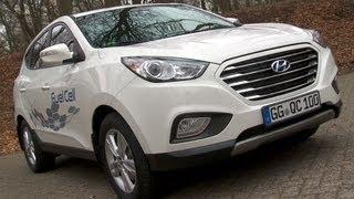 Hyundai ix35 Fuel Cell 2013 Videos