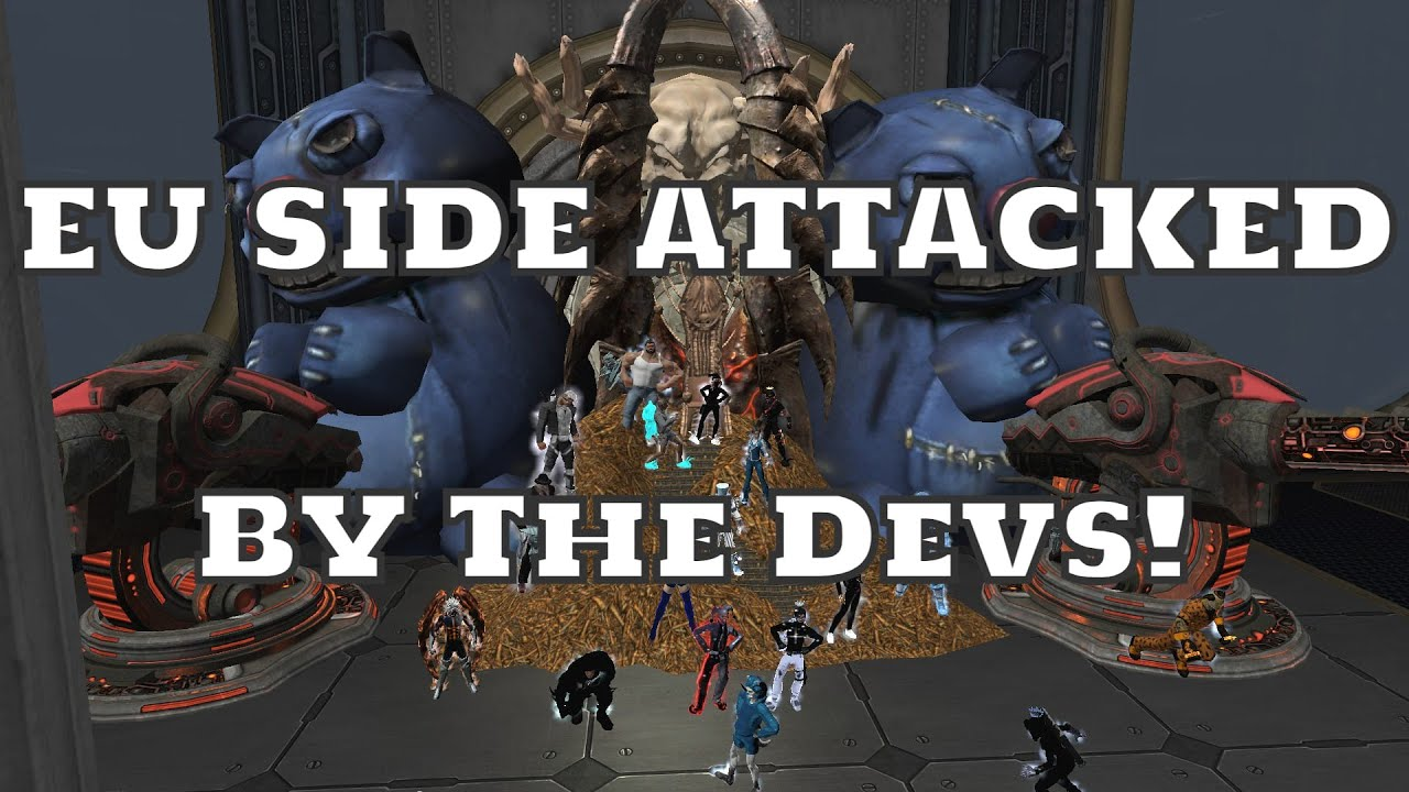 Download DCUO | THE LEAGUE HALL IS ATTACKED!