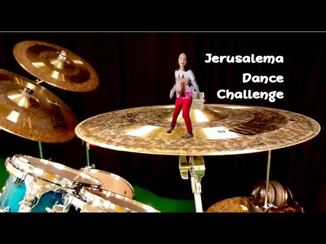 "DRUMMER'S input - ""Jerusalema Dance Challenge"""