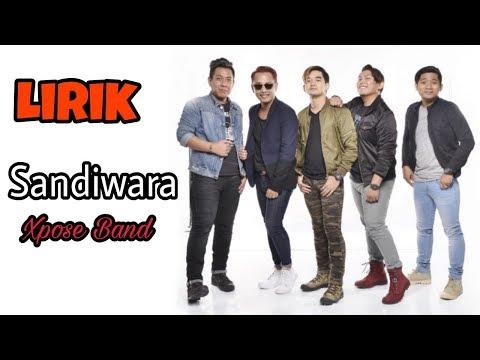 Sandiwara - Xpose Band (Lirik Terbaik)