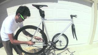 Locked In: Unboxing The Contender Fixed Gear from State Bicycle Co