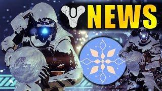 Destiny 2 News: THE DAWNING REVEALED!   Mayhem PvP! Snowball Fights! New Gear!