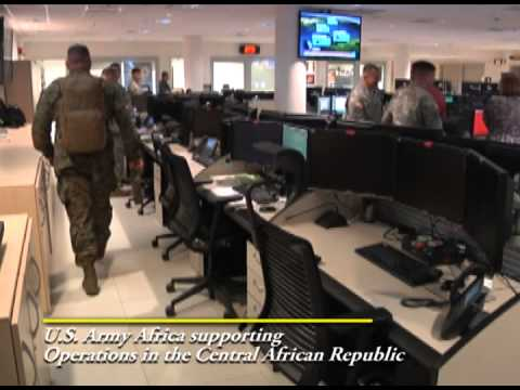 US Army Africa minute