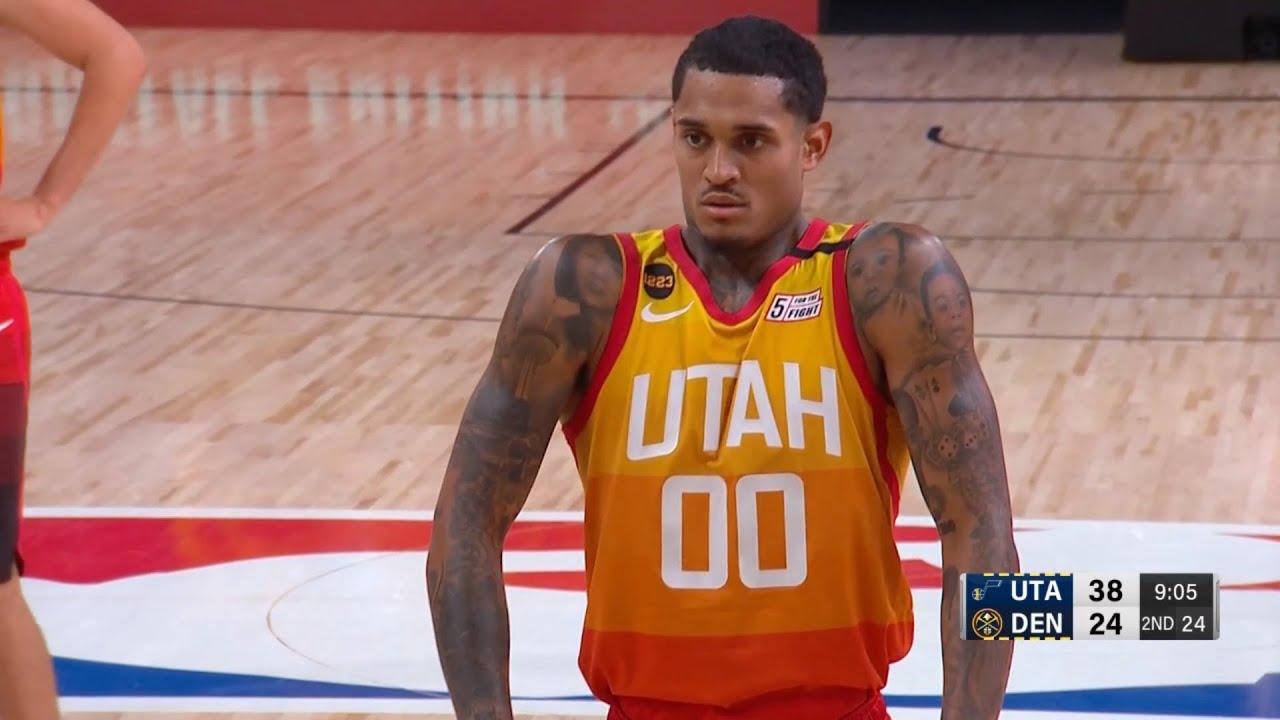 NUGGETS vs JAZZ - 1st Half Highlights | NBA Restart