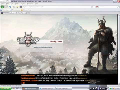Sherwood Dungeon  Hack