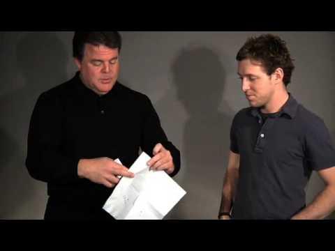 card  Napkin trilogy by John Carney