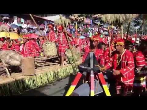 The Tribal Music of Kaamulan Festival in Malay Balay Bukidnon!