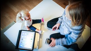 SAMSVAR: Barn og unges digitale hverdag