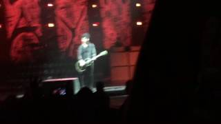 GREEN DAY - AMY ( LIVE ) 02/02/2017 VORST NATIONAAL BELGIUM - FOREST NATIONAL - FIRST TIME LIVE