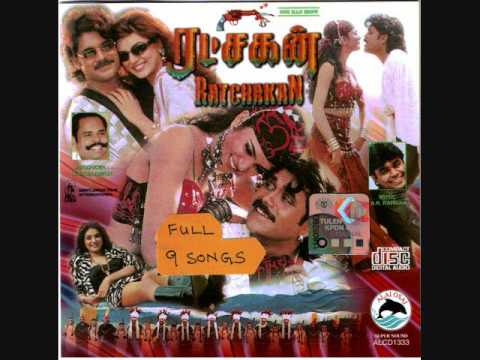 9 SONGS FROM THE TAMIL MOVIE RATCHAGAN (RATCHAKAN)