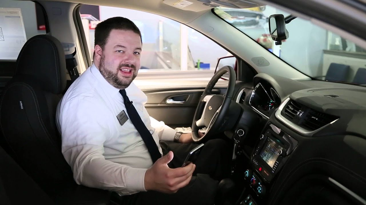 Easy: How to pair your Bluetooth phone with your Chevrolet