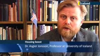 Iceland economy recovers as housing picks up