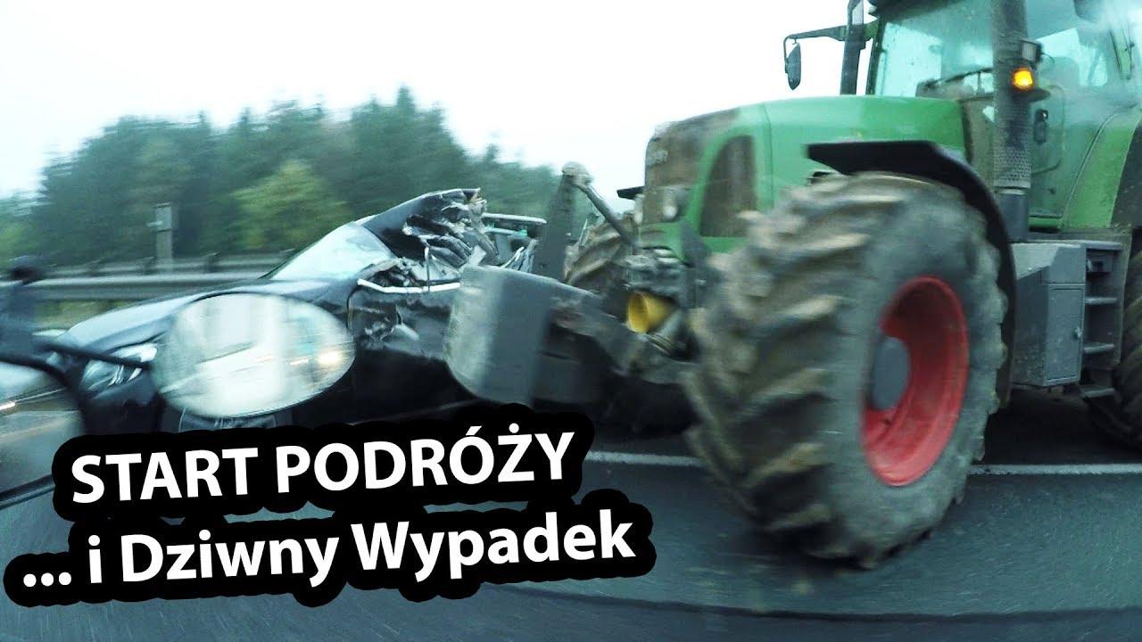 Ruszamy Do Hiszpanii !!! ...  i Niespotykany Wypadek Na Autostradzie (Vlog #190)