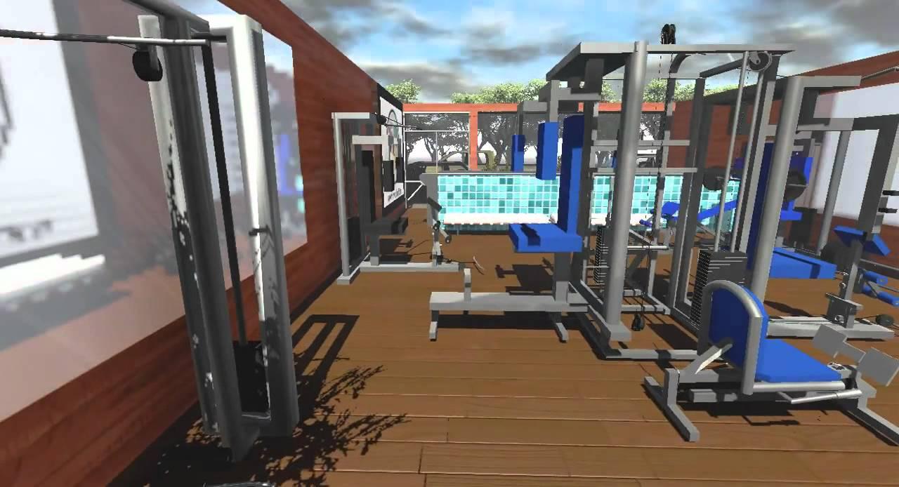 Projeto de studio de muscula o wct youtube - Optimaliseer de studio ...