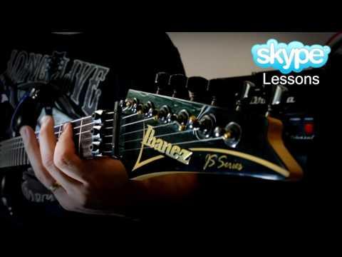 20 Joe Satriani songs in 5 minutes