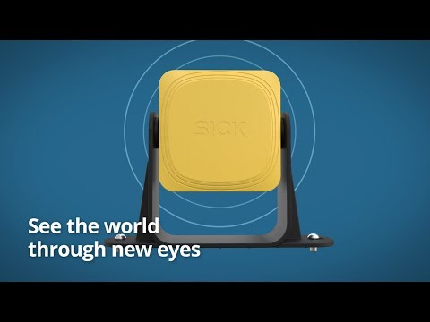 SafeRS - Safe Radar System: See The World Through New Eyes | SICK AG