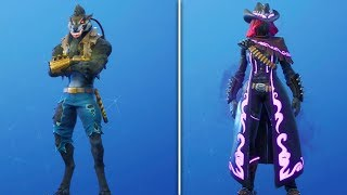 FASTEST Way To FULLY UPGRADE DIRE & CALAMITY SKINS in Fortnite! (MAX Dire & MAX Calamity UNLOCKED)