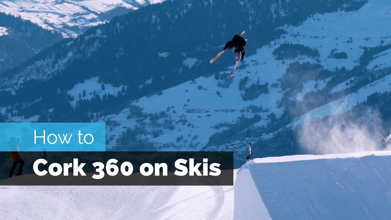 How to: 360 on skis youtube.