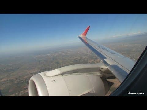 Embraer ERJ-190 Experience / Austral Líneas Aéreas flight from Mendoza to Córdoba