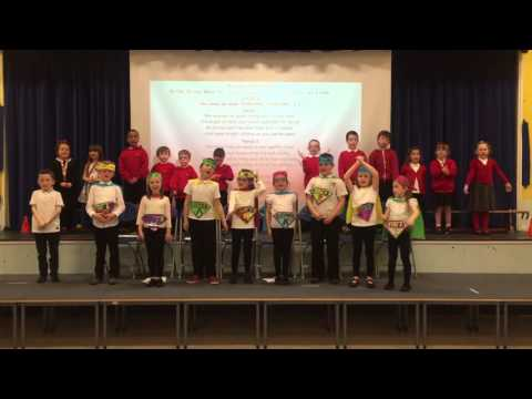 P2/3 assembly: We know SHANARRI song.