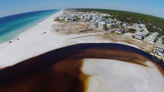 Grayton Beach Aerial Tour (DJI)