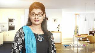 Eshwaran Sakshiyayi - K.K.Rajeev Serial On Flower