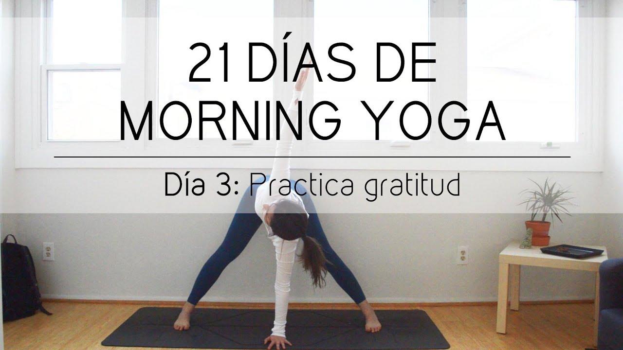 21 DÍAS DE MORNING YOGA  243e246e5aaf
