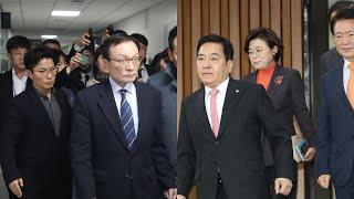 """與 '임미리 고발' 취하…野 """"이름만 민주"""" / 연합뉴…"""