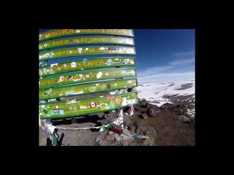 Trekking ao Topo do Monte Kilimanjaro - Tanzânia