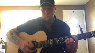 Best Shot - Jimmie Allen (guitar lesson) (guitar cover) Video