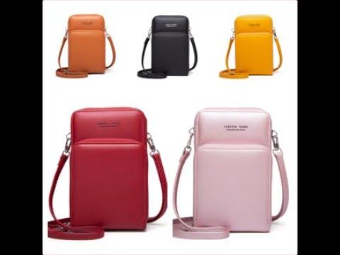 Luxury Daily Use Girls Phone & Card Holder Shoulder Bag