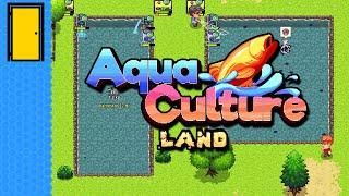 Gone Fishing | Aquaculture Land (Fish Farming Simulator)