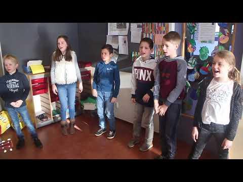 Meer muziek in de klas: Groep 6 Hollandse Koe