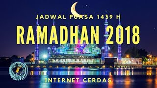 Download Video Awal Bulan Puasa Ramadhan 2018 - 1439 H di Wilayah Negara Indonesia MP3 3GP MP4