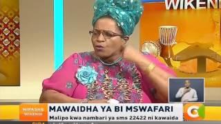 Mawaidha ya Bi Mswafari: Suluhisho la mpango wa kando