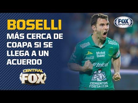 ¡Mauro Boselli estaría cerca de ser nuevo jugador de América!