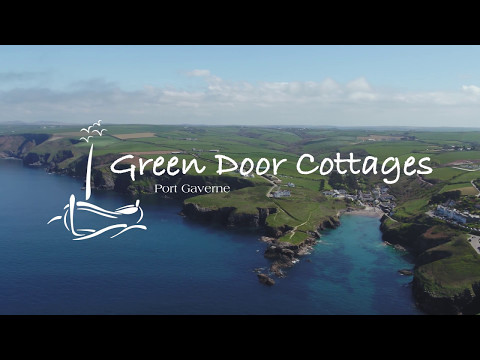 An aerial view of our beautiful holiday cottages and apartments located right on the North Coast of Cornwall - a stone's throw from the beach and our local pub.