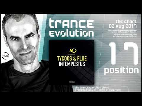 Trance Evolution Chart - 09 August 2017 (m2o radio)