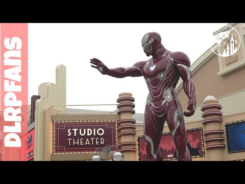 Marvel Summer Of Super Heroes 2018 At Disneyland Paris