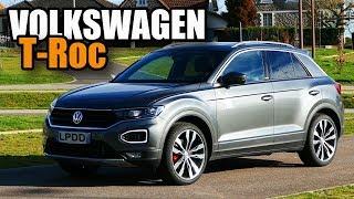 Essai Volkswagen T-Roc   Le plastique c'est fantastique !!! Video