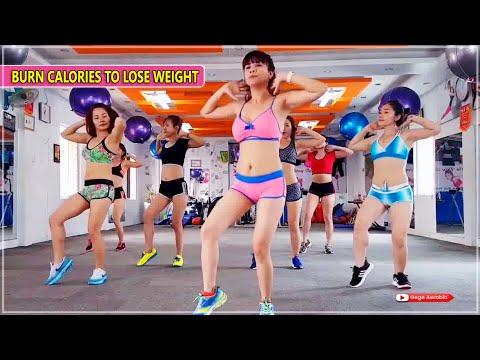 Senam Aerobic Zumba Gerakan membakar Lemak Perut For Women Class