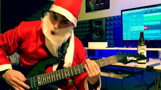 Deck The Halls - Metal Cover