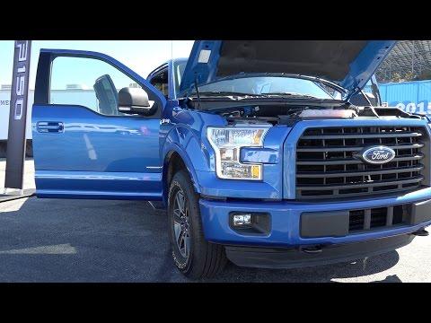 2015 Ford F150 2.7L EcoBoost V6 Twin Turbo